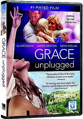 "NEW DVD// GRACE UNPLUGGED - ""TREMENDOUS CHRISTIAN MOVIE""! - Kevin Pollak;"