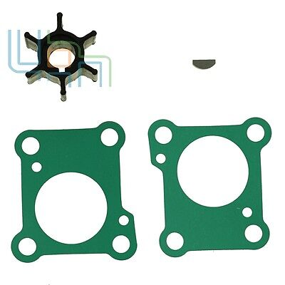 New Water Pump Impeller Service Kit for Honda BF9.9A BF15A 06192-ZV4-000 18-3280