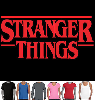 Stranger Things Funny fleecy T-Shirts hoodies in shop Netflix TV Show Horror new