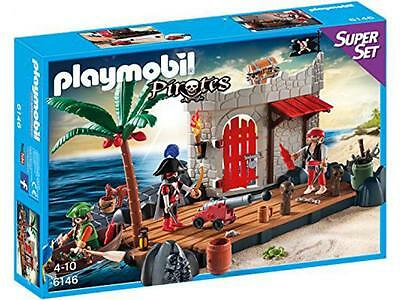 Playmobil Pirates SuperSet 6146 Piratenfestung