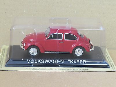 Volkswagen Kafer - Legendary Cars De Agostini - Die Cast Scala 1:43