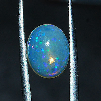 Opale blanches Ethiopie 1.49 carats - Natural opal