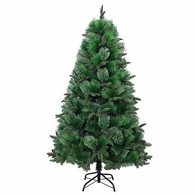 5ft Artificial Christmas Tree with 5 Different Tips(1.5m)