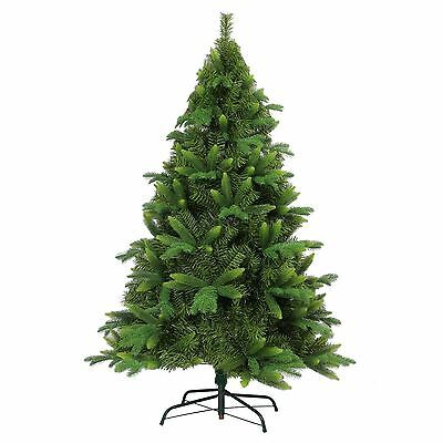 6ft Artificial Christmas Tree with 3 Different Tips
