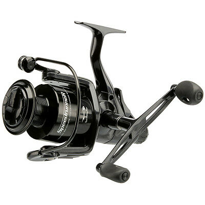 TF Gear DL Black Edition Speedrunner Long Casting Carp Fishing Reel - Ex Demo