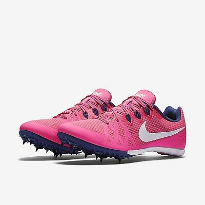 the latest b1633 46583 Nike Zoom Rival MD 8 Women s MIDDLE DISTANCE Track Shoes 806559-615 MSRP  65