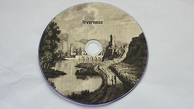 Inverness History 40 Ebook on disc in Kindle Epub & PDF Formats for PC/Laptop
