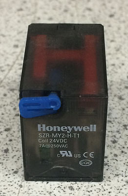 Honeywell Power Relays Szr-My2-H-T1 (Lot Of 26) Used*