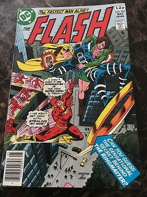 The Flash 261 DC 1978