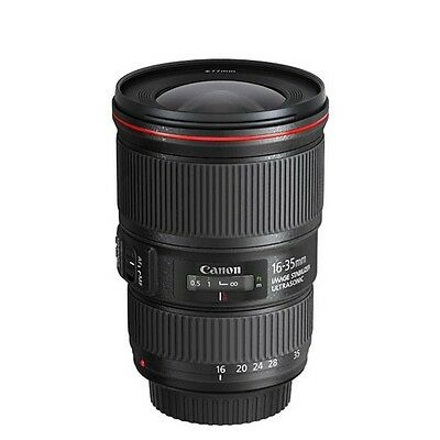 New Canon EF 16-35mm f4 L IS USM