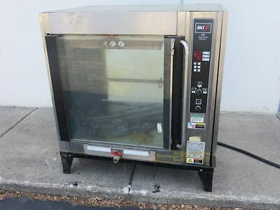 Bki Vg-8 Electric Pass-Thru Rotisserie Oven 208 Volts 3 Ph Commercial Countertop