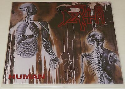 Death Human LP New 2017 Release Remastered BLACK Vinyl New - Official