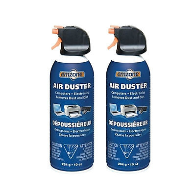 EMZONE Air Duster 500 284 g / 10 oz - 2 Pack