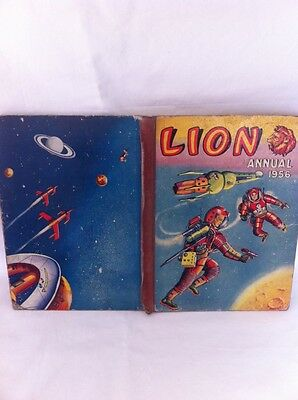 Lion Annual - 1956 Unclipped