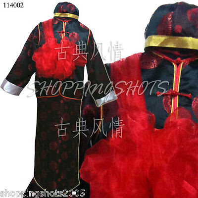 Chinese custume opera stage clothing outfit 114002 offer custom made service