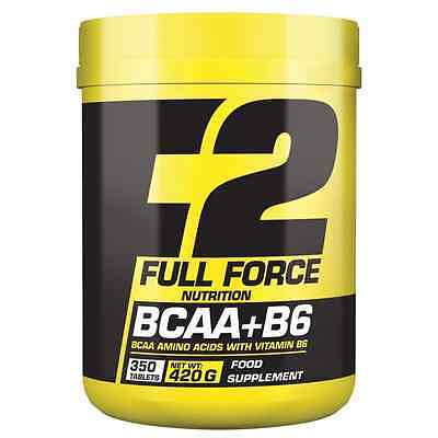 BCAA +B6 350tabs Full Force Nutrition Construction Musculaire