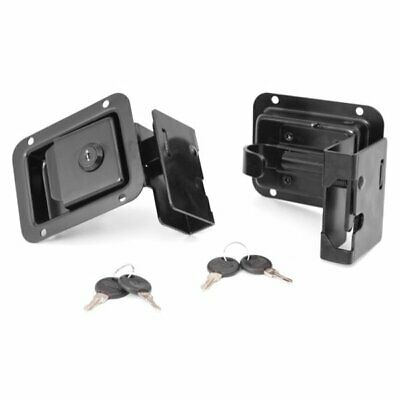 Rugged Ridge Set of 2 Door Handle Latches Rear New Jeep Wrangler 11812.80