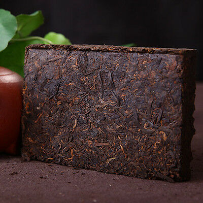 30 Years Aged Chinese Tea High Quality Ripe Yunnan Puerh Brick Tea Leaf Engaging