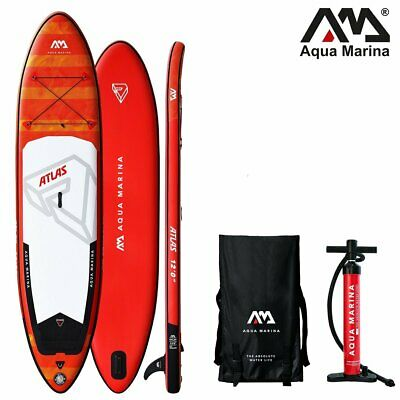 Aqua Marina Monster Stand up Paddle Board für Paddler bis 160kg