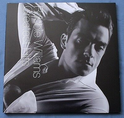 2 × Vinyl, LP, Compilation, Limited Edition /  Robbie Williams ‎– Greatest Hits