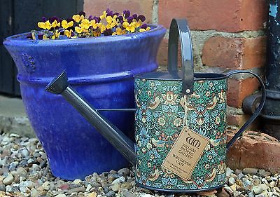 Briers Watering Can in William Morris Strawberry Thief