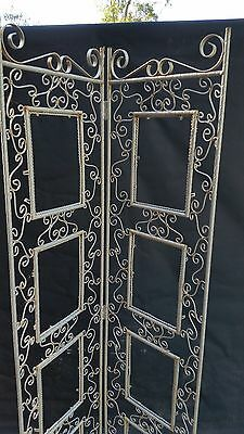 Gorgeous Metal Screen / Room Divider