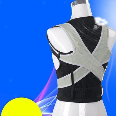Shoulder Brace Upper Kyphosis Back Supporting Posture Corrector Pain Relief