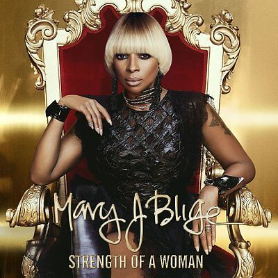Mary J Blige Strength Of A Woman Cd 2017
