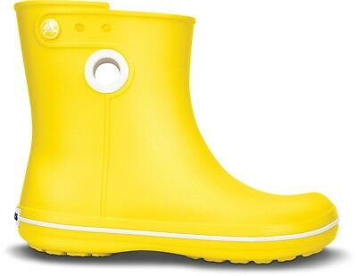 8710a63949132e Crocs Jaunt Shorty Women Womens Croslite Rubber Boot Shoes Wellington