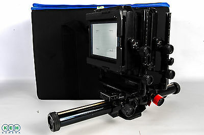 Toyo 4X5 GII (with 250mm Basic Rail) View Camera Body (with Case)