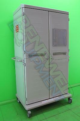 Metro Starsys SXR Polymer Antimicrobial Portable Supply Cabinet  2 Door #6