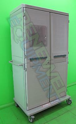 Metro Starsys  Polymer Antimicrobial Portable Supply Cabinet  2 Door #2