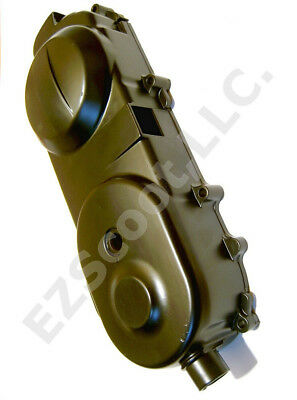 CRANKCASE ENGINE COVER SHORT CASE 50cc GY6 CHINESE 4 STROKE SCOOTER JONWAY VIP