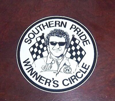 Richard Petty Southern Pride Winners Circle 43 Sticker