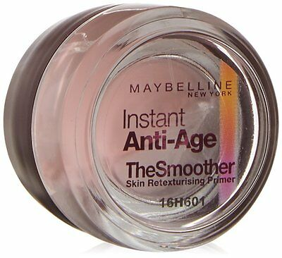 Maybelline Instant Anti Age The Smoother Skin Retexturising Primer 7ml