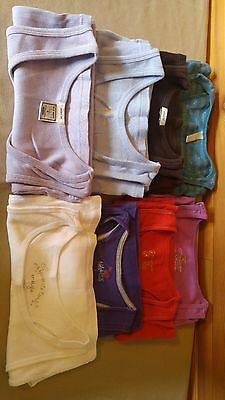 Lot of 8 Tank Tops Assorted Brands And Colors Size S