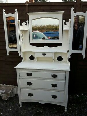 Victorian dressing table stunning