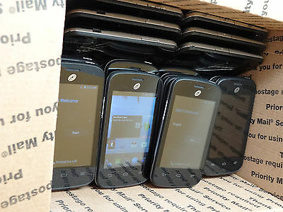 Lot of 23 ZTE Whirl 2 Z667G TracFone Smartphones Most Power On AS-IS