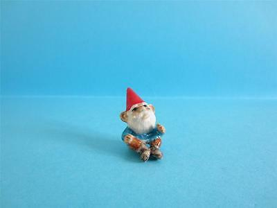 New Little Critterz Mythical ''dal Elf''gnome Figurine With  Acetate Box Popular