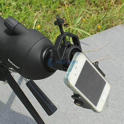 Universal Camera Adapter Mount Stand For Spotting Scope Telescope Mobile Phone