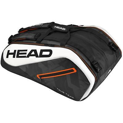Head Tour Team Monstercombi 12R Tennis Racquet Racket Bag 12 Capacity
