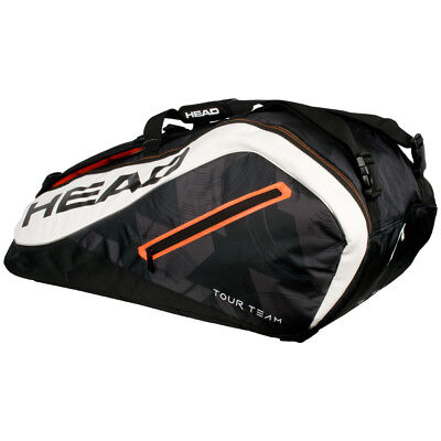 Head Tour Team Supercombi 9R Tennis Racquet Racket Capacity Bag