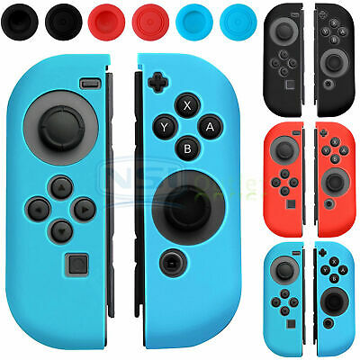 Shockproof Protective Cover Silicone Case for Nintendo Switch Console / Joy-Con