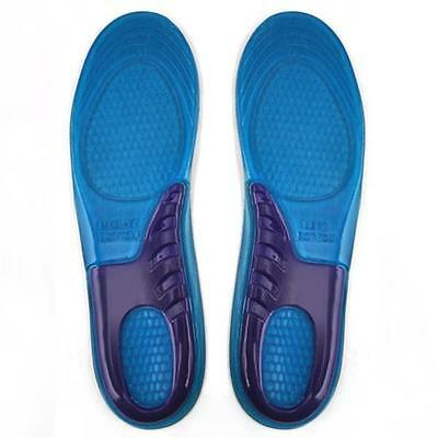 New Arch Orthotic Support Gel Massaging Shoe Insoles comfort