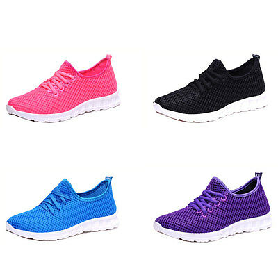 Womens Ladies Runners GYM Running Shoes Sports Fitness Shoes Trainers Sneakers