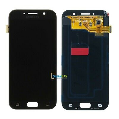 Screen LCD Display Service Pack A5 2017 SM-A520F Nero SAMSUNG Per Galaxy