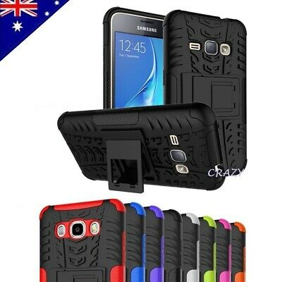 Tough Heavy Duty Kickstand Strong Case Cover For Samsung Galaxy J36 J3 6 2016