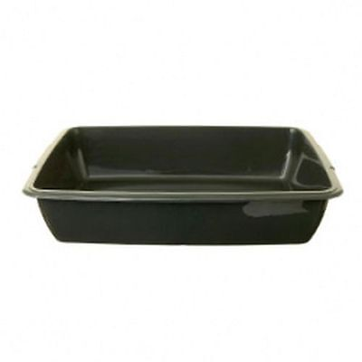 Whitefurze 42cm Cat Litter Tray Assorted Assorted - P0301