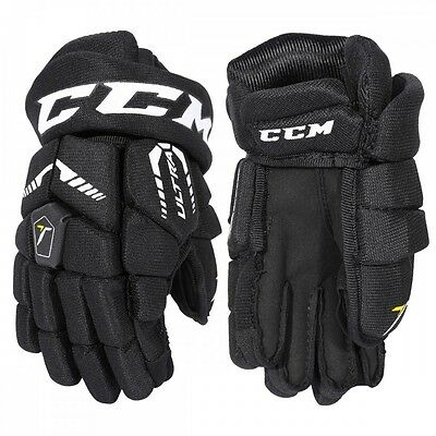 CCM Ultra Tacks Ice Hockey Gloves Size YOUTH Hokejam.lv