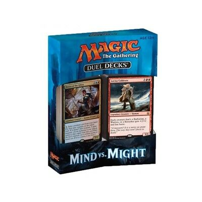 Magic Duel Deck Mind Vs Might EN